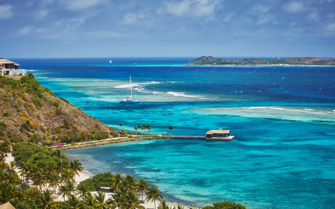 6 Private Island Resorts in the Caribbean