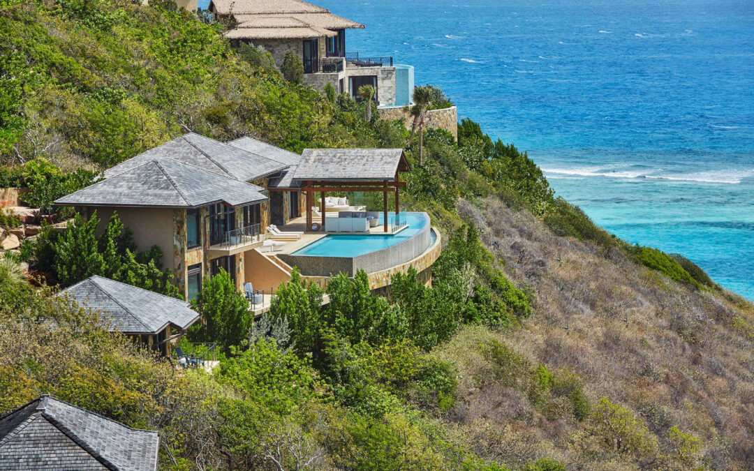 Oil Nut Bay Features in Forbes